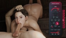 SexWorld 3D game free video with 69 deepthroat sex