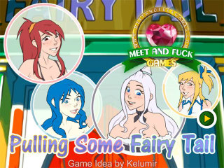 Pulling Some Fairy Tail